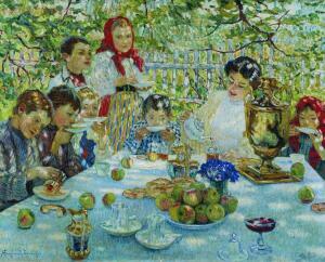 А какой же настоящий Русский чай без Самовара ? - 7ec173674f97.jpg