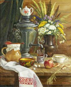 А какой же настоящий Русский чай без Самовара ? - f75b8680a81f.jpg