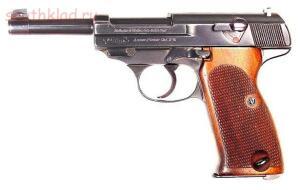 Оружие второй мировой - Walther P38 1.jpg