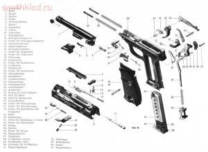 Оружие второй мировой - Walther P38 2.jpg
