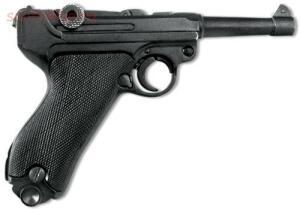 Оружие второй мировой - Пистолет Люгера 1.jpg