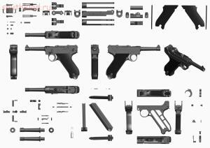 Оружие второй мировой - Пистолет Люгера 2.jpg