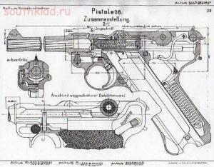 Оружие второй мировой - Пистолет Люгера 4.jpg