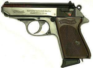 Оружие второй мировой - Walther PP...jpg