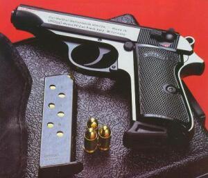 Оружие второй мировой - Walther PP.....jpg