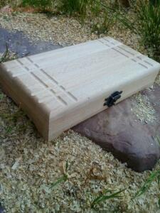 делаю из дерева для оформления и хранения находок - IMG_20150901_184920.jpg