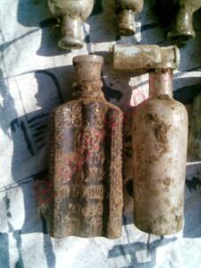 Старинные бутылки: коллекционирование и поиск - Фото066.jpg