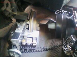 Ахтунг Проточка тормозных дисков без снятия с автомобиля - IMG_20150930_151616.jpg