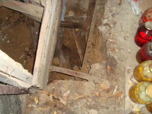 Подземные ходы под Каменском. - DSC00026.jpg
