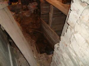 Подземные ходы под Каменском. - DSC00030.jpg