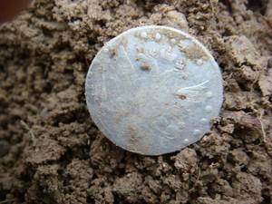 Серебряные монеты. - DSC05845.JPG