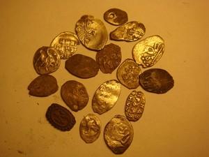 Серебряные монеты. - DSC06198.JPG