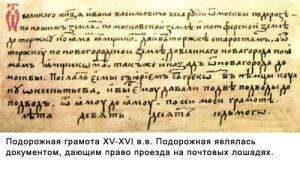 Из истории Почты - pismo.jpg