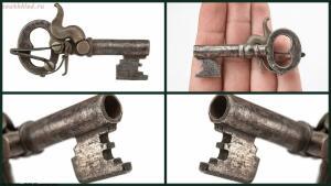 Ключи - пистолеты 17-19 веков - 6de95c68bf6e049e71fae6ef935c1c3c.jpg
