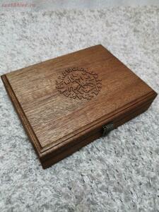 делаю из дерева для оформления и хранения находок - IMG_20200204_123418.jpg