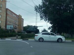В Ростове повернули ствол танка-памятника строго на Запад - IMG_20200618_133701.jpg