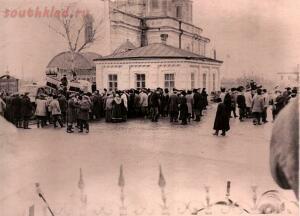 Церкви и часовни станицы Каменской - Христорождественская площадь. Съёмка фильма Тихий Дон.jpg