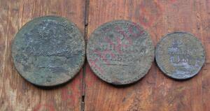 Варка монет в масле и делаем какалик похоим на монету. - 1.jpg