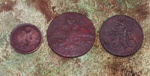 Варка монет в масле и делаем какалик похоим на монету. - 8.jpg