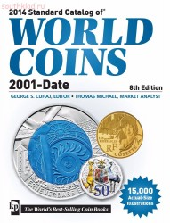 Все каталоги Krause - 2014 Standard Сatalog of World Coins 2001-Date, 8th Edition.jpg