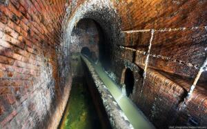 Подземные ходы под Каменском. - 10 Основное русло.jpg