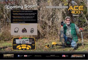 Новинка 2016 года. Garrett ACE 400 - Garrett_New_Products_2016_01.jpg