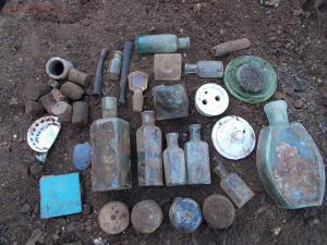 Старинные бутылки: коллекционирование и поиск - DSCN0250.JPG