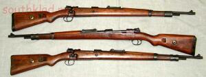 Оружие второй мировой - Mauser 98k..jpg
