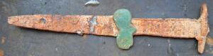 Реставрация жилеза , Акинаки ,Топоры. - SAM_3831.JPG