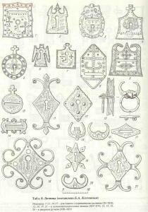 Таблицы-определители предметов быта IX-XV веков - archussr_drrus_bk_table08.jpg