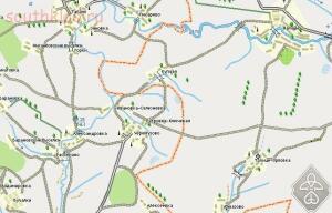 DVD-диск, оффлайн топографическая карта всей России - n1521.jpg