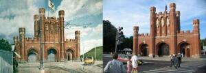 Королевские ворота,Литовский вал. - 1403190326372.jpg