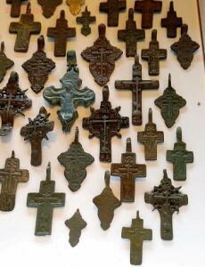 [Куплю] Куплю крестики нательные - Крестики-47 ед.jpg-2 ум.jpg