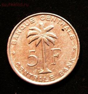 Бельгийское Конго 5 франков 1958 до 22. 03 - БК 2.jpg