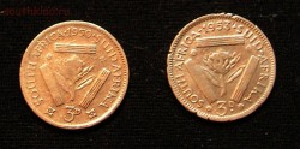 ЮАР 2 по 3 пенса серебро до 22.03 - PICT14861.jpg