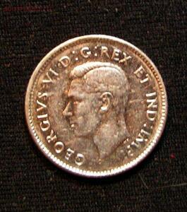 Канада 10 сентов 1943г серебро СОХРАН 23.03 в 22 00 МСК - PICT1509.JPG