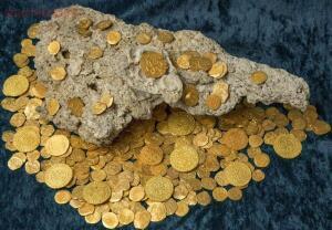 Американская компания у побережья Флориды, обнаружила в буквальном смысле слова «золотую жилу» - jBLr2J5BGNs.jpg