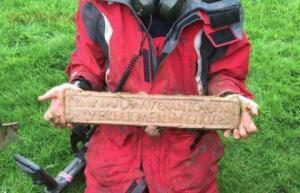В Великобритании найден римский слиток возрастом в две тысячи лет - 13327419_1025137994238525_7533261606061836517_n.jpg