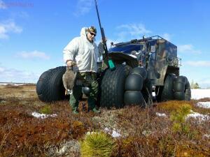 Охота на гуся - Рома на охоте.jpg
