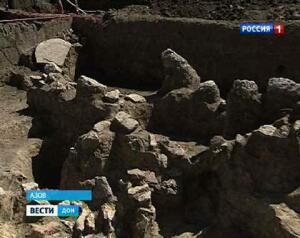 В Азове археологи обнаружили усадьбу XIV века - 123.jpg