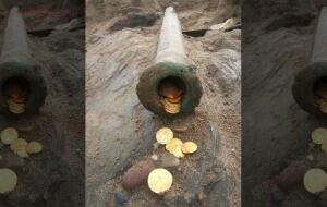 В пустыне Намибии нашли древний галеон набитый золотом - 1465322808689.jpg