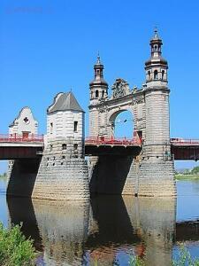 Наверное это самя главная достопрримечательность города.Мост королевы Луизы,он же погранпереход Россия-Литва. - 3008031.jpg