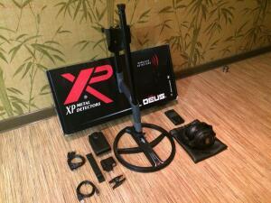 Продам : Металлодетектор XP-DEUS 3.2 - 7777.JPG
