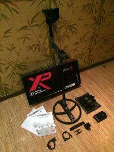 Продам : Металлодетектор XP-DEUS 3.2 - 7.JPG