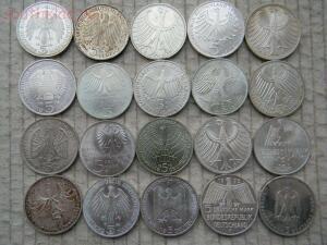 Серебро: 5 марок ФРГ. 20 монет без повторов. - 2016-11-04 10-34-48.JPG