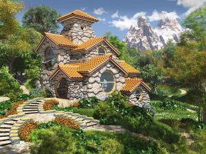 Есть ли в Ростовской области гениально-сумашедший архитектор? - skazochnie-doma-01.jpg