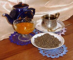 Иван-чай копорский чай ферментированный гранулированный - P1340952.JPG