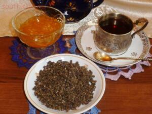 Иван-чай копорский чай ферментированный гранулированный - P1340949.JPG