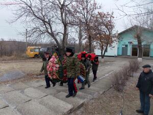 День Неизвестного Солдата- х. Сулин Миллеровского района - DSCN0969.JPG