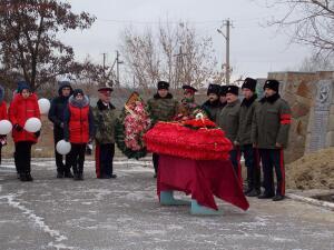 День Неизвестного Солдата- х. Сулин Миллеровского района - DSCN0973.JPG